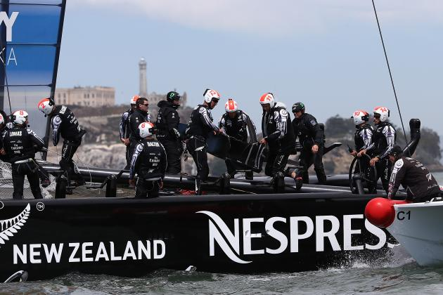 America's Cup: Team NZ Retire, Hand Italy Win