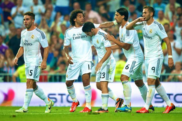 Real Madrid vs. Real Betis: La Liga Live Score, Highlights and Recap