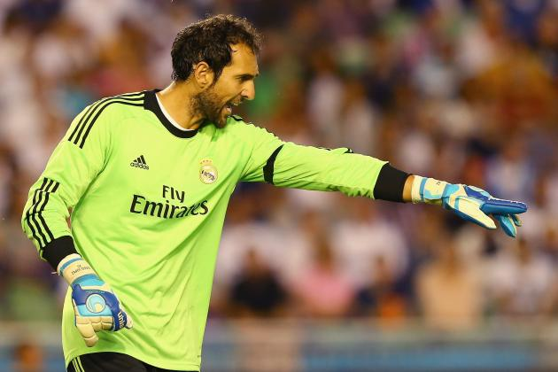 Carlo Ancelotti: Was He Right to Select Diego Lopez over Iker Casillas?
