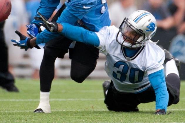 Lions Promote Darius Slay Amid Changes