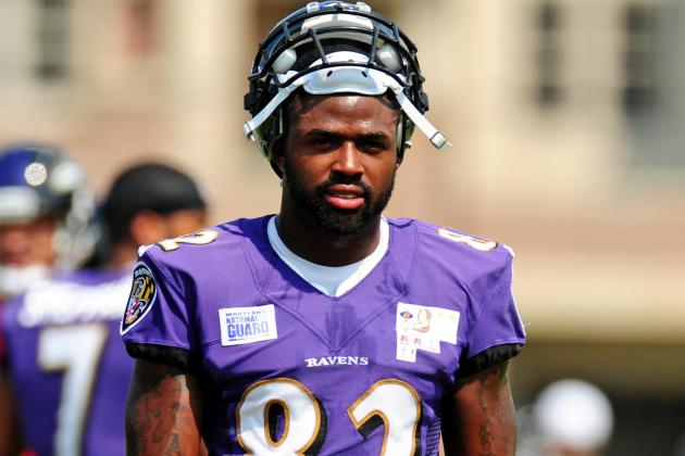 Torrey Smith Not Practicing Today for Ravens