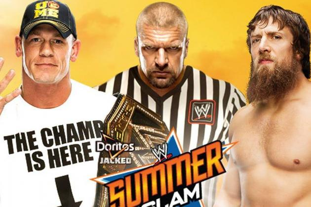 WWE SummerSlam 2013: Live Results, Reaction and Analysis