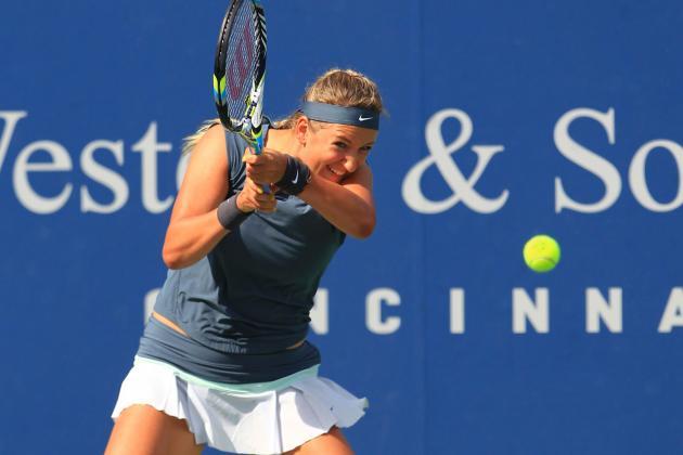 Azarenka Rallies to Top Serena and Claim W&S Title