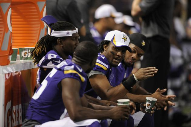 What to Expect from Minnesota Vikings Receiving Corps in 2013-14