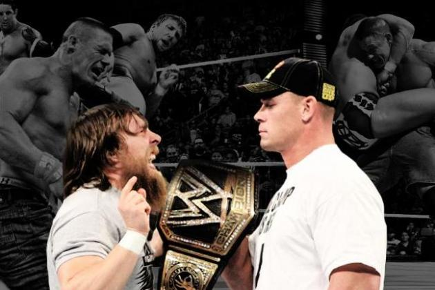 John Cena vs. Daniel Bryan: Twists to Watch for in WWE Championship Match