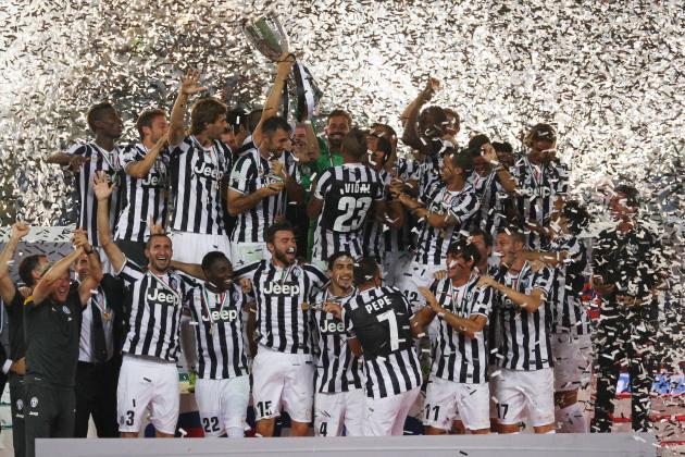 Juventus Win Supercoppa Italiana and Set the Tone for Their Serie A Assault