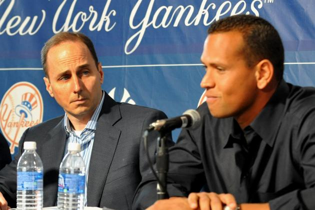 Cashman Defends Yankees Medical Staff, Says He Does Not Trust A-Rod