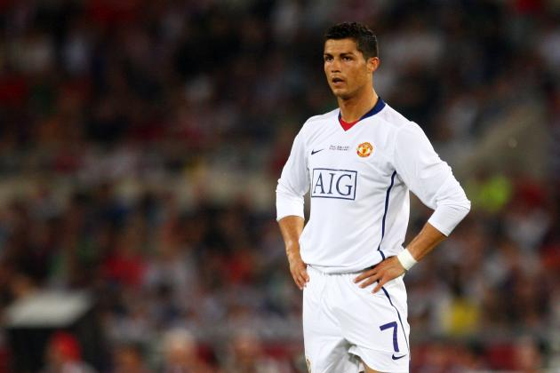 Manchester United Transfer News: Red Devils Must Make Deal for Cristiano Ronaldo