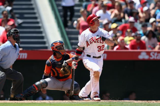 Angels Fall To Astros 7-5