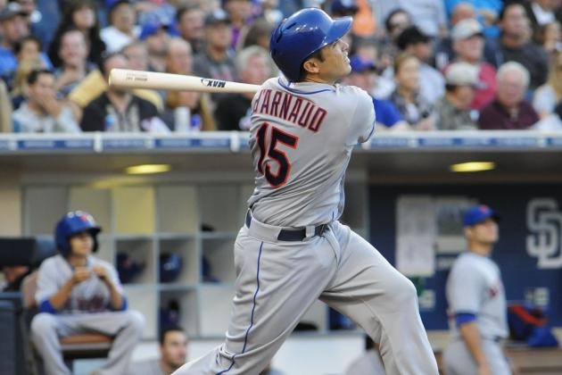 d'Arnaud to Remain Mets Main Catcher