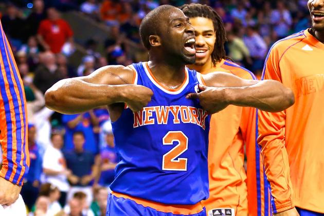 Raymond Felton Responds to Paul Pierce's Comments on Nets Taking over NYC