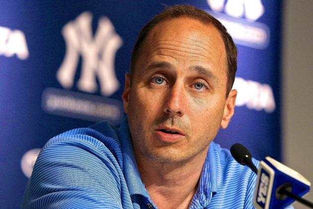Yankees General Manager Brian Cashman Not Comfortable Around Alex Rodriguez