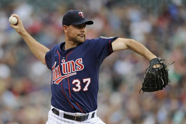 Three Suggestions for Minnesota Twins Starter Mike Pelfrey