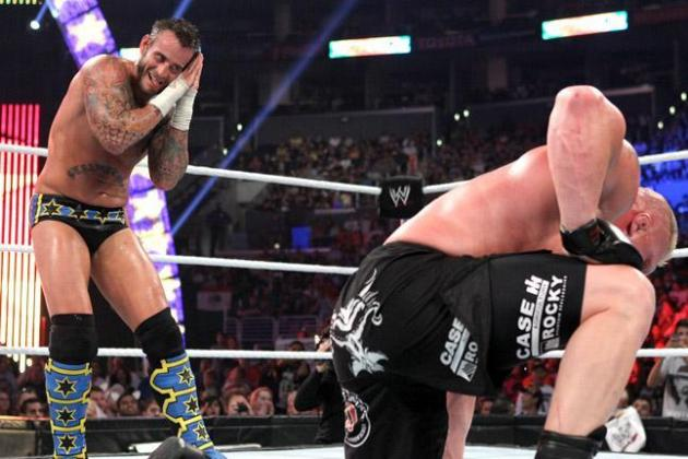 WWE Summerslam 2013 Results: Future Feuds for CM Punk After Loss to Brock Lesnar