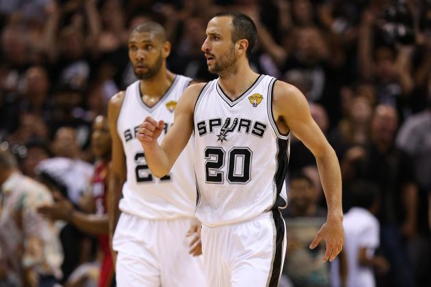 What San Antonio Spurs Need from Tim Duncan and Manu Ginobili This Season