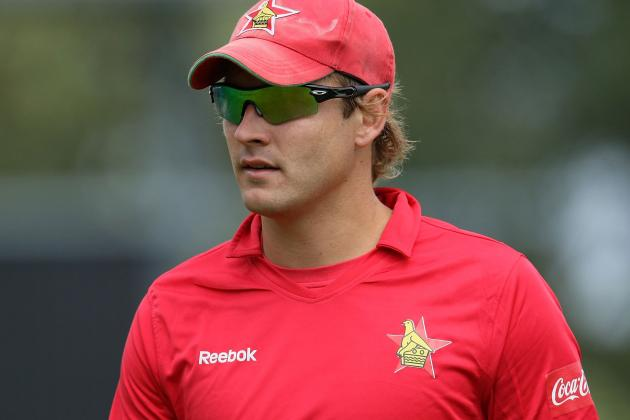 Zimbabwe Pacer Jarvis Quits International Cricket