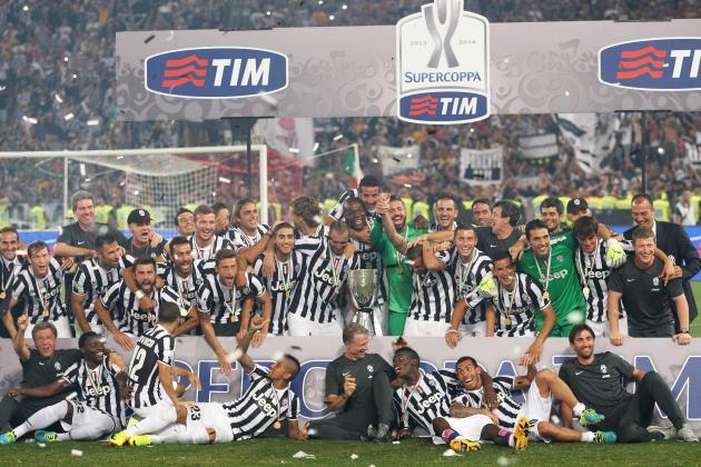 Italian Super Cup 2013: Juventus Finally in Top Form as Season Set to Begin