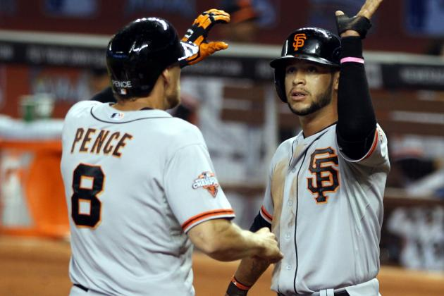 Giants Fail to Pick Up Game vs. Dodgers