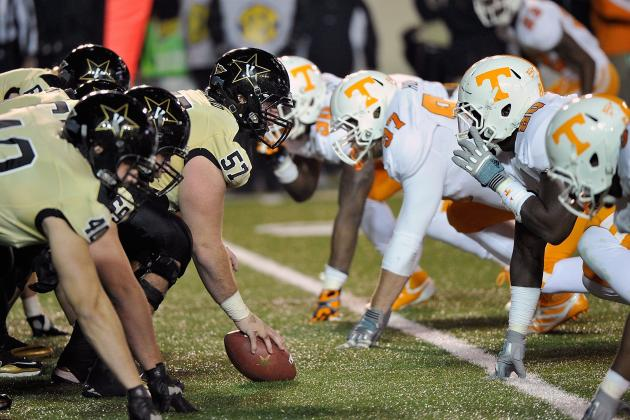 Tennessee-Vanderbilt Rivalry Continues to Heat Up in Volunteer State
