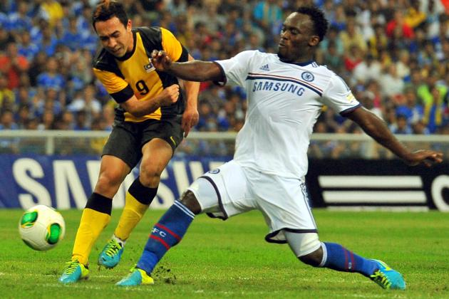 What Will Michael Essien's Role Be at Chelsea This Season?
