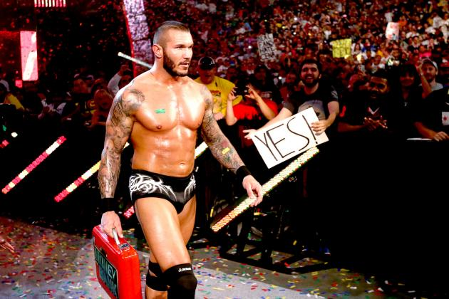 Randy Orton vs. Daniel Bryan: Title Change Was Smart Long-Term Move