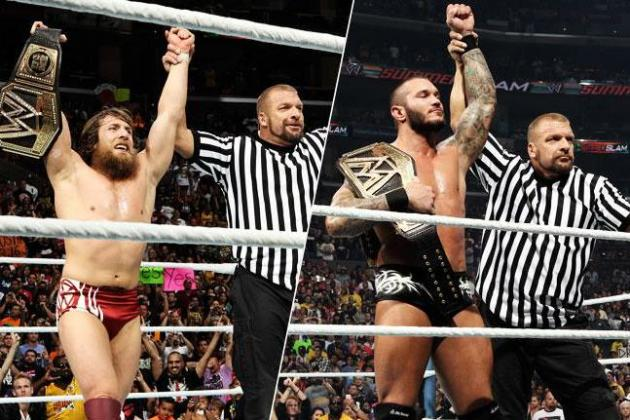 WWE SummerSlam 2013 Results: Main Event Was Perfect Finish to Thrilling PPV