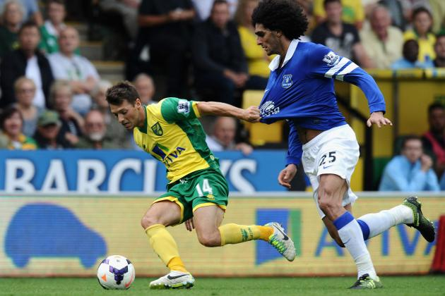 Manchester United Transfer News: Marouane Fellaini, Leighton Baines Bid Rejected