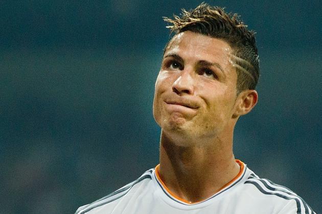 Cristiano Ronaldo Fires Blanks in Bad Night Against Betis