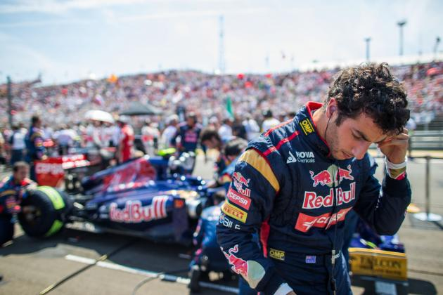 Red Bull to Take Sebastian Vettel Route by Naming Daniel Ricciardo at Spa