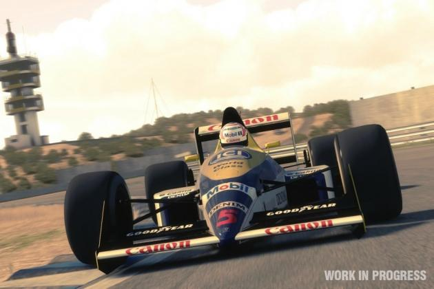 F1 2013: Racing Legends to Appear on Video Game for First Time