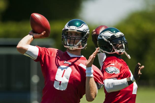Chip Kelly Can End Philadelphia Eagles QB Controversy by Picking Vick and Foles