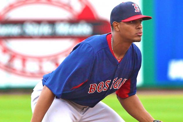 Xander Bogaerts Reportedly Will Be Called Up by Boston Red Sox