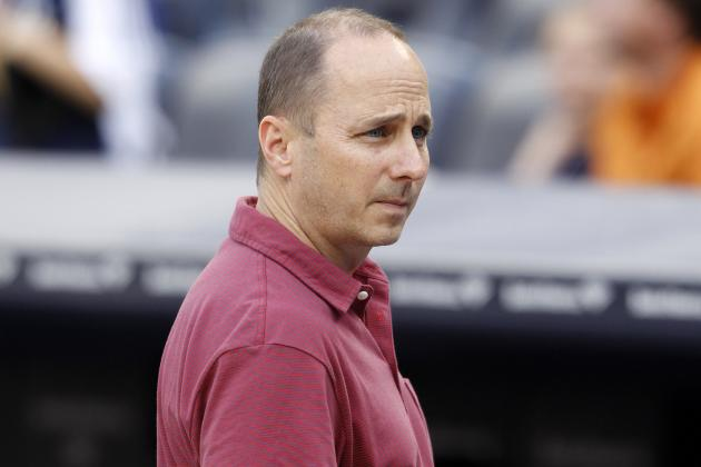 Cashman on A-Rod: 'I Was Lied To'