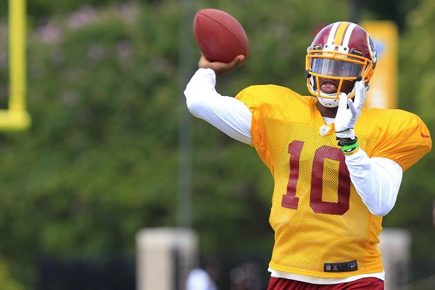 Robert Griffin III and Redskins Smart to Wait on Return for Week 1 vs. Eagles