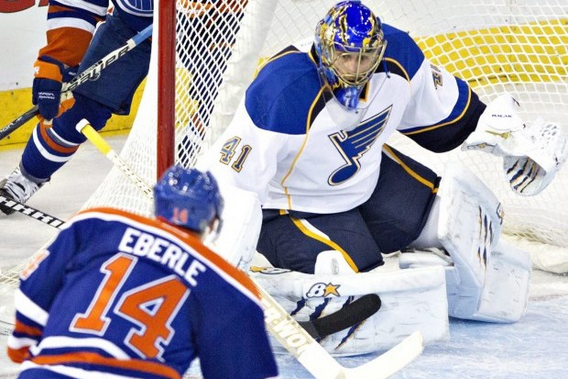 Halak Happy He Spent Summer in St. Louis