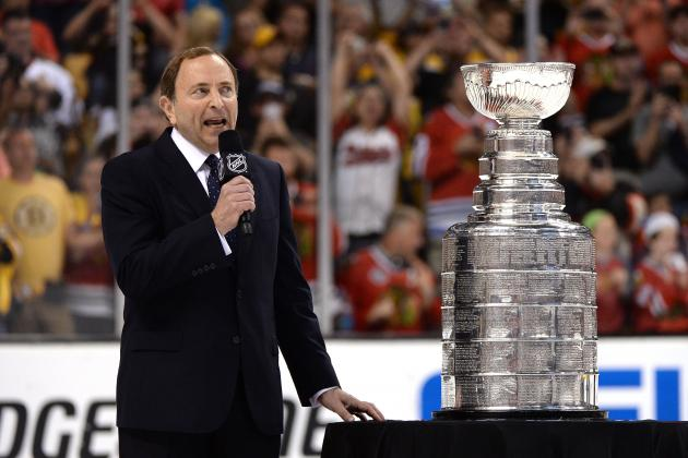 Blueprint for Gary Bettman to Repair His Legacy
