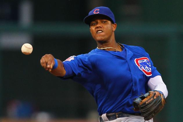 Debate: What Should the Cubs Do with Castro and Baez?