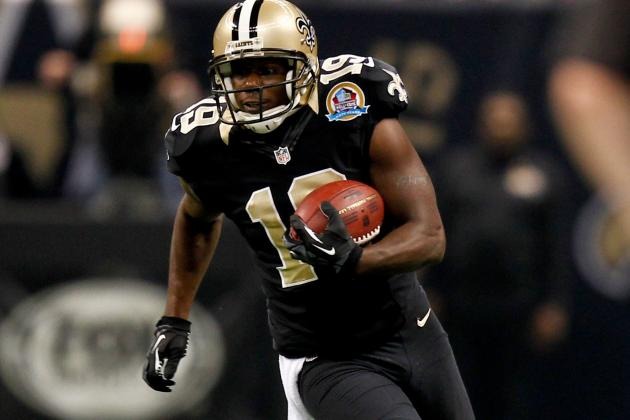 Saints Have Had Contact with Wide Receiver Devery Henderson
