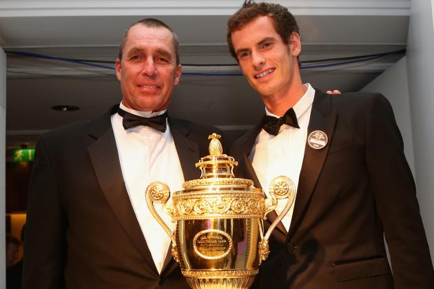 Does Andy Murray's Coach Ivan Lendl Have Secrets to Share?