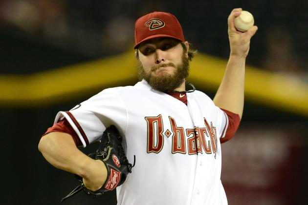 Wade Miley Fooled by Diamondbacks Teammates with Lottery Prank