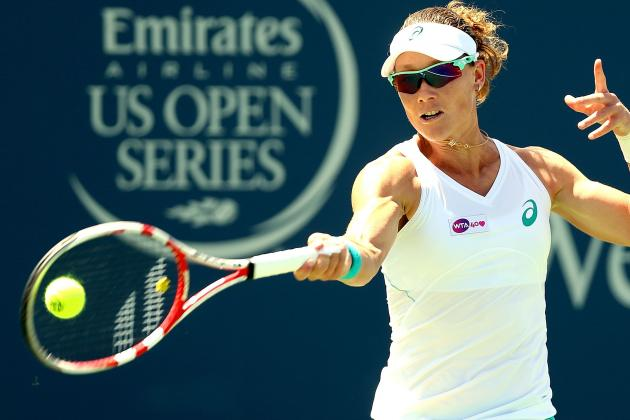 Stosur, Coach Taylor Split After 6 Years