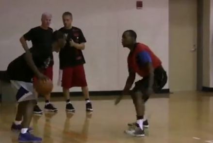 Chris Paul Torches the Best Collegiate Guards (VIDEO)