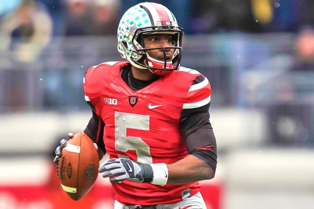 Why Braxton Miller Is the Real Heisman Trophy Favorite for 2013