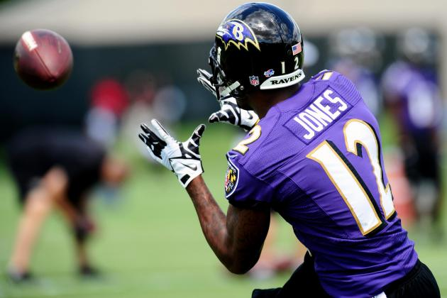 Will Ravens' No. 2 Receiver Battle Clear Up?