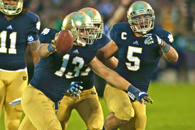 How Loss of Notre Dame Starting LB Danny Spond Will Impact Irish in 2013