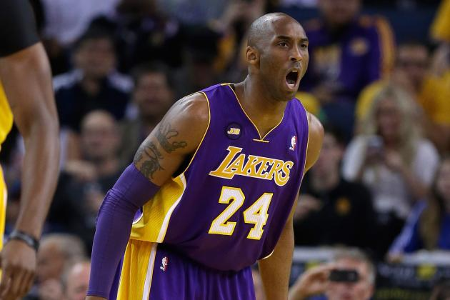Why Kobe Bryant's Path to Title No. 6 Has Never Been a Longer Road