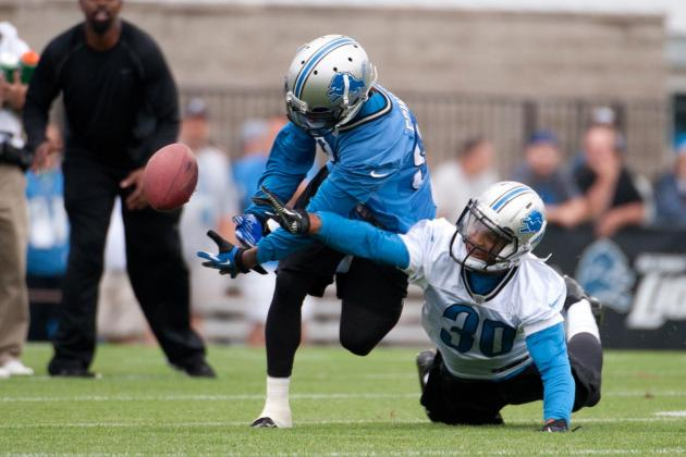 Cornerback Respect: Lions' Darius Slay Tries to Model Joe Haden's Play, Style
