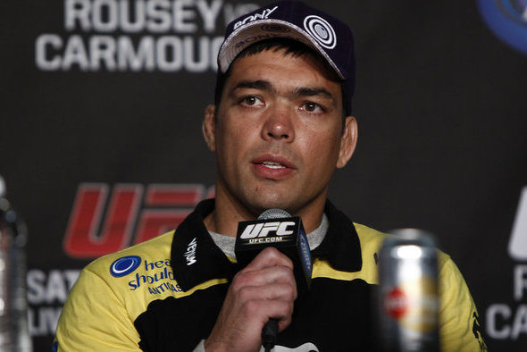 Potential Nick Diaz Against Lyoto Machida Fight off