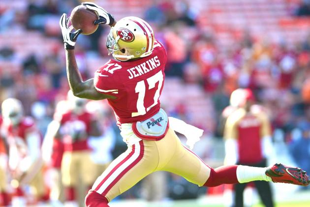 San Francisco 49ers Trade A.J. Jenkins to Kansas City Chiefs for Jon Baldwin