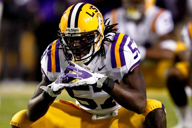 Linebackers Give LSU Defensive Experience
